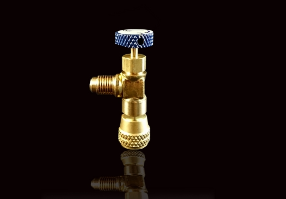 Core depressor valve