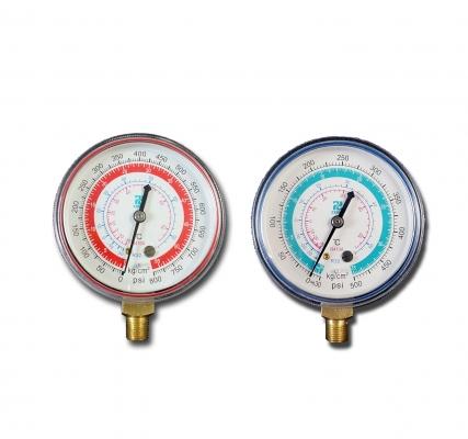 Refrigeration gauge for R410A
